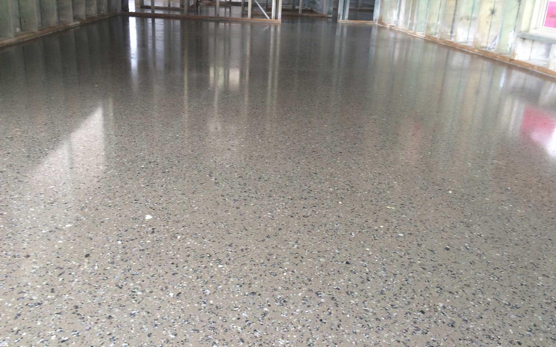 Polished & Honed Concrete